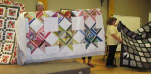 Sept 2016 Community Quilts