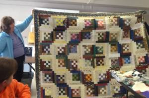 Louise's Niner Quilt