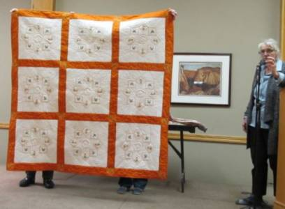 Three Generation Quilt