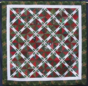 Holly Leaf Quilt