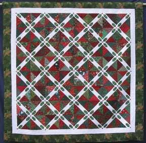 Holly Leaf Quilt